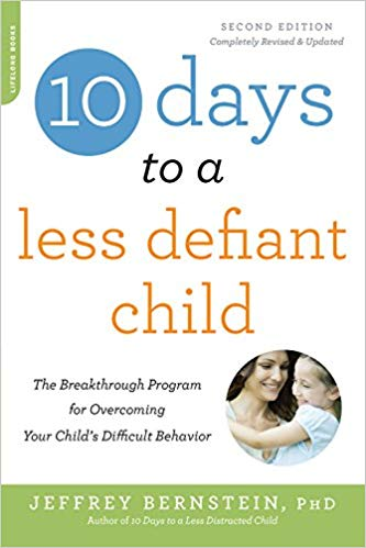 10 Steps to a Less Defiant Child