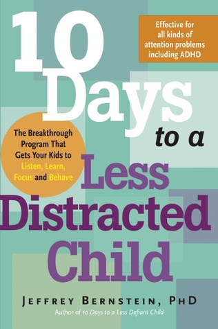10 Steps to a Less Distracted Child