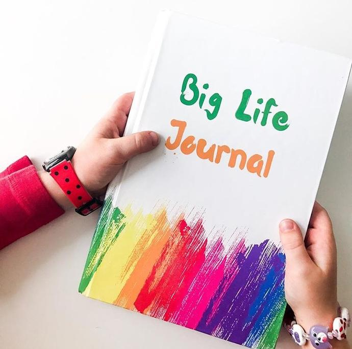 The Big Life Journal - Growth Mindset for Kids