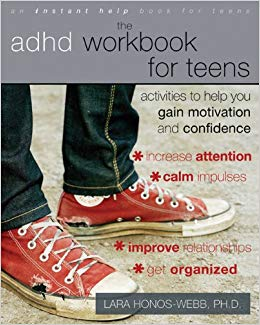ADHD Workbook for Teens
