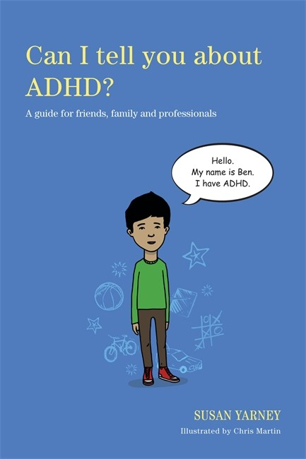 Can I Tell You About ADHD