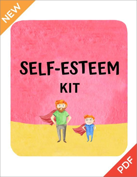 Self-Esteem & Confidence Kit