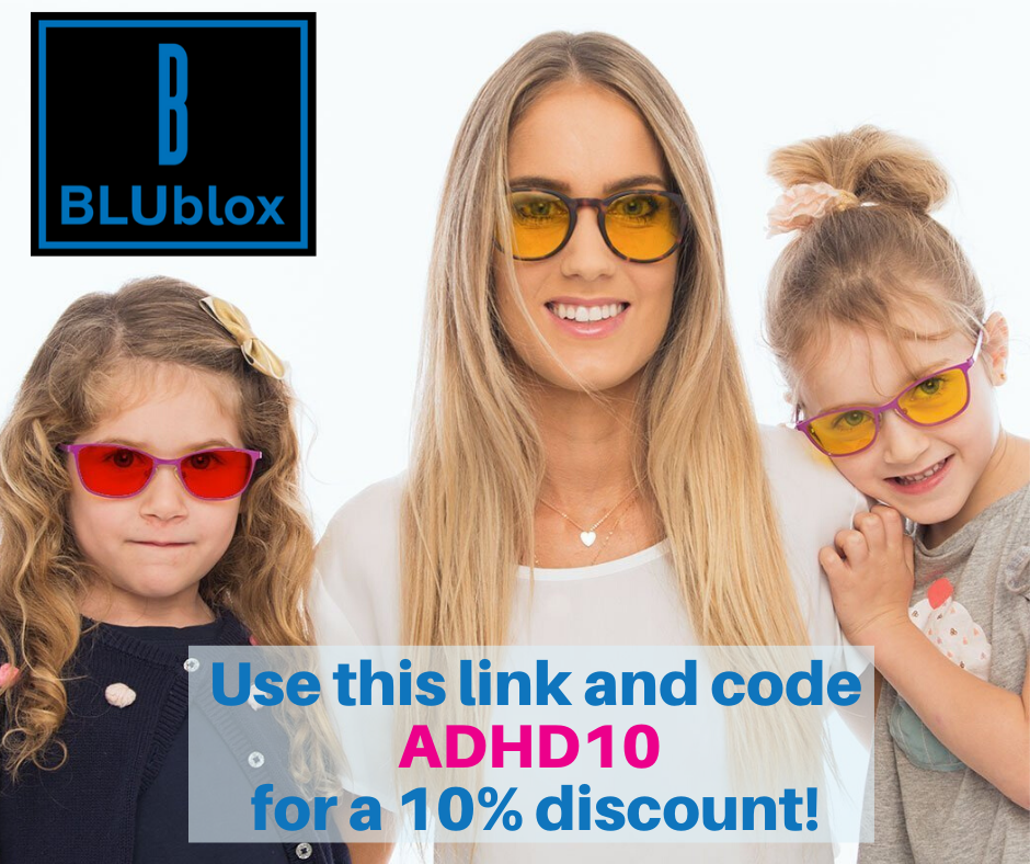BluBlox Blue Light Blocking Glasses
