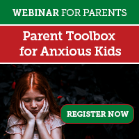 Parents Toolbox for Anxious Kids