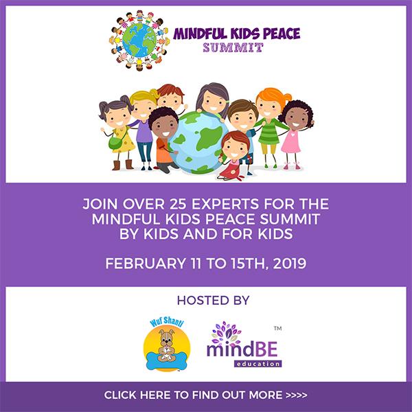 Mindful Kids Peace Summit