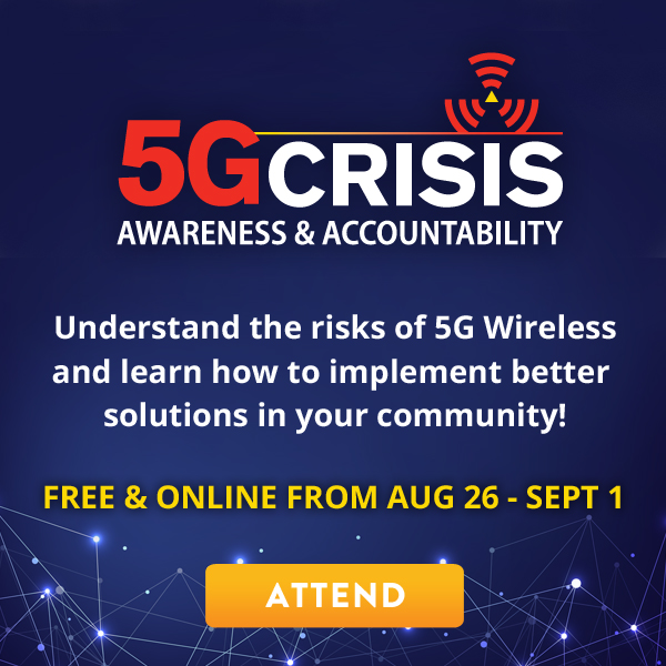 5G Crisis - Awareness & Accountability