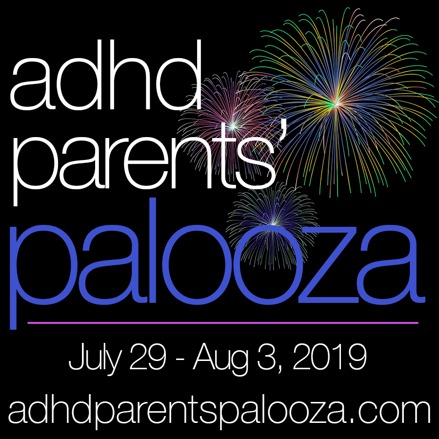 ADHD Parents Palooza 2019