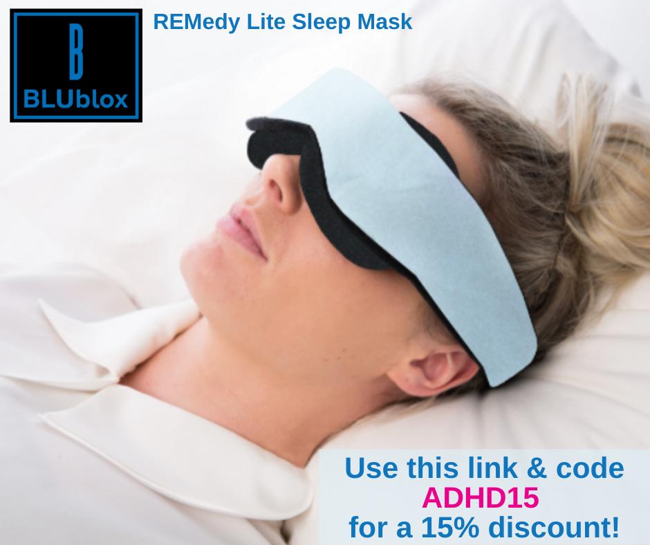 BluBlox REMedy Sleep Mask