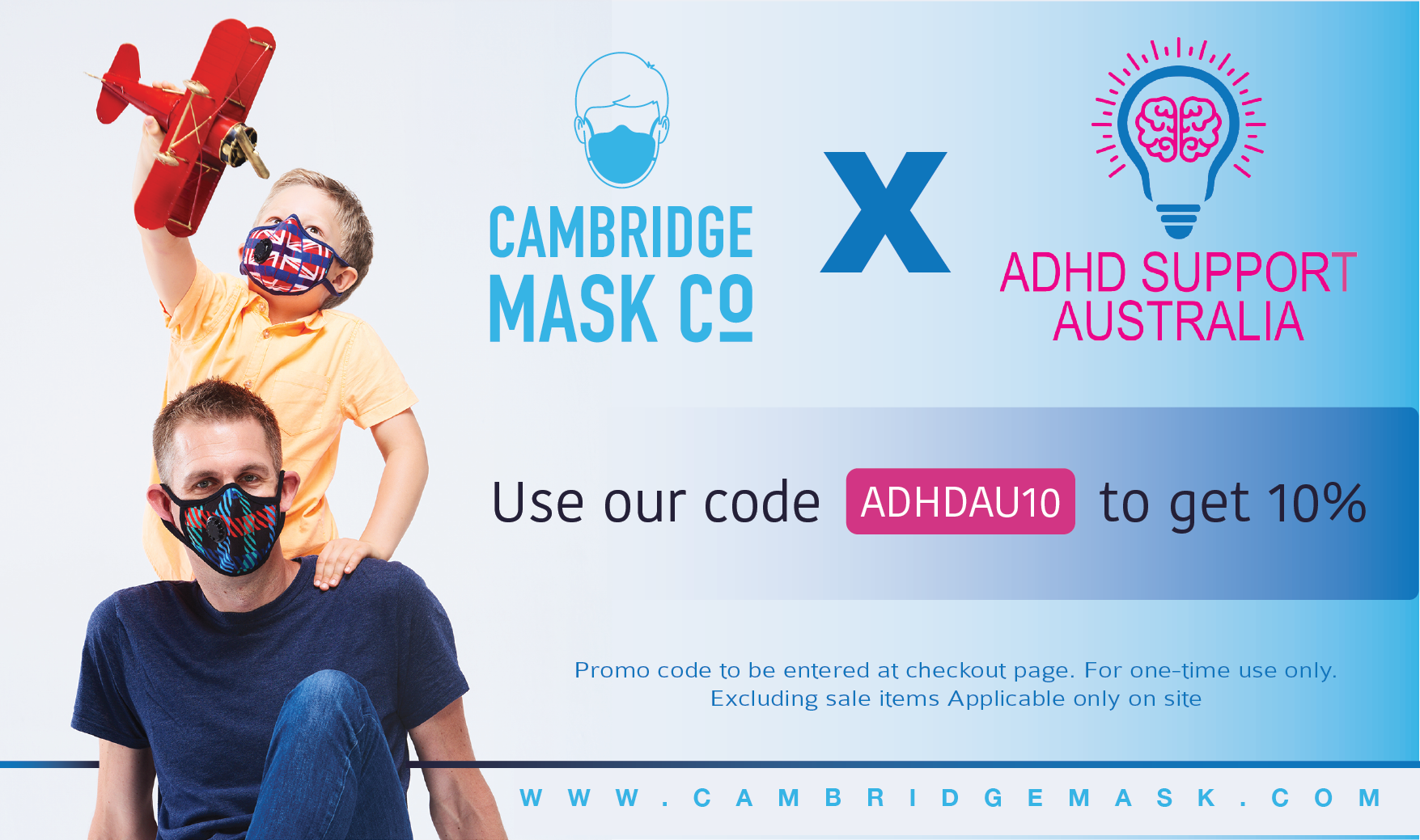 Cambridge Filtration Mask