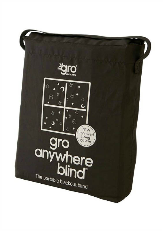 Gro Anywhere Portable Black Out Blind