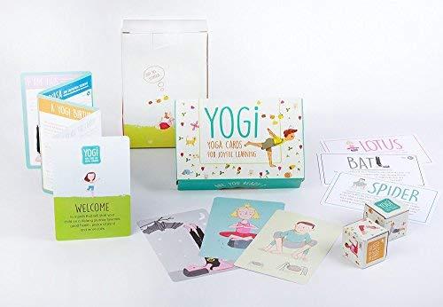 Yogi Yoga Cards
