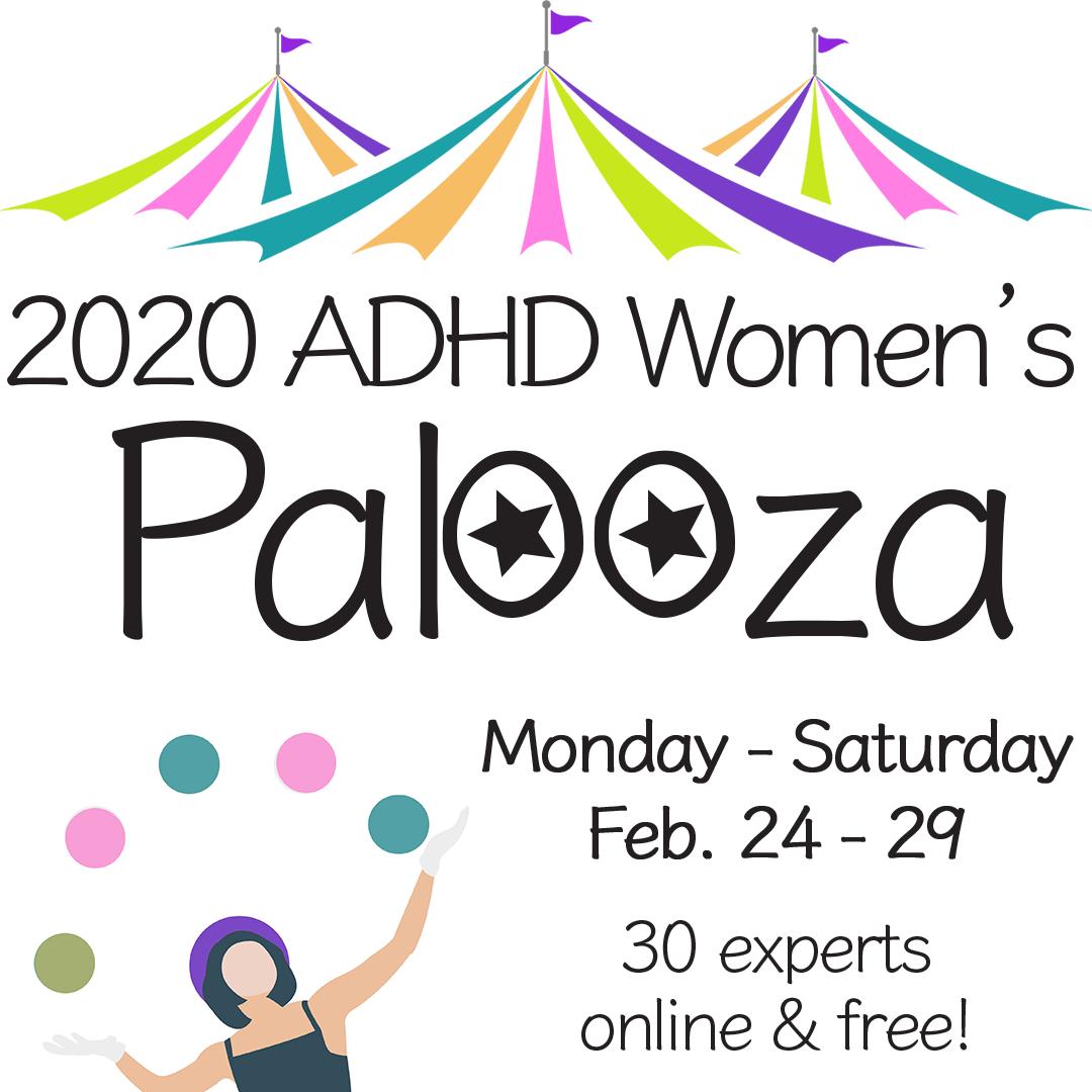 ADHD Women's Palooza 2020