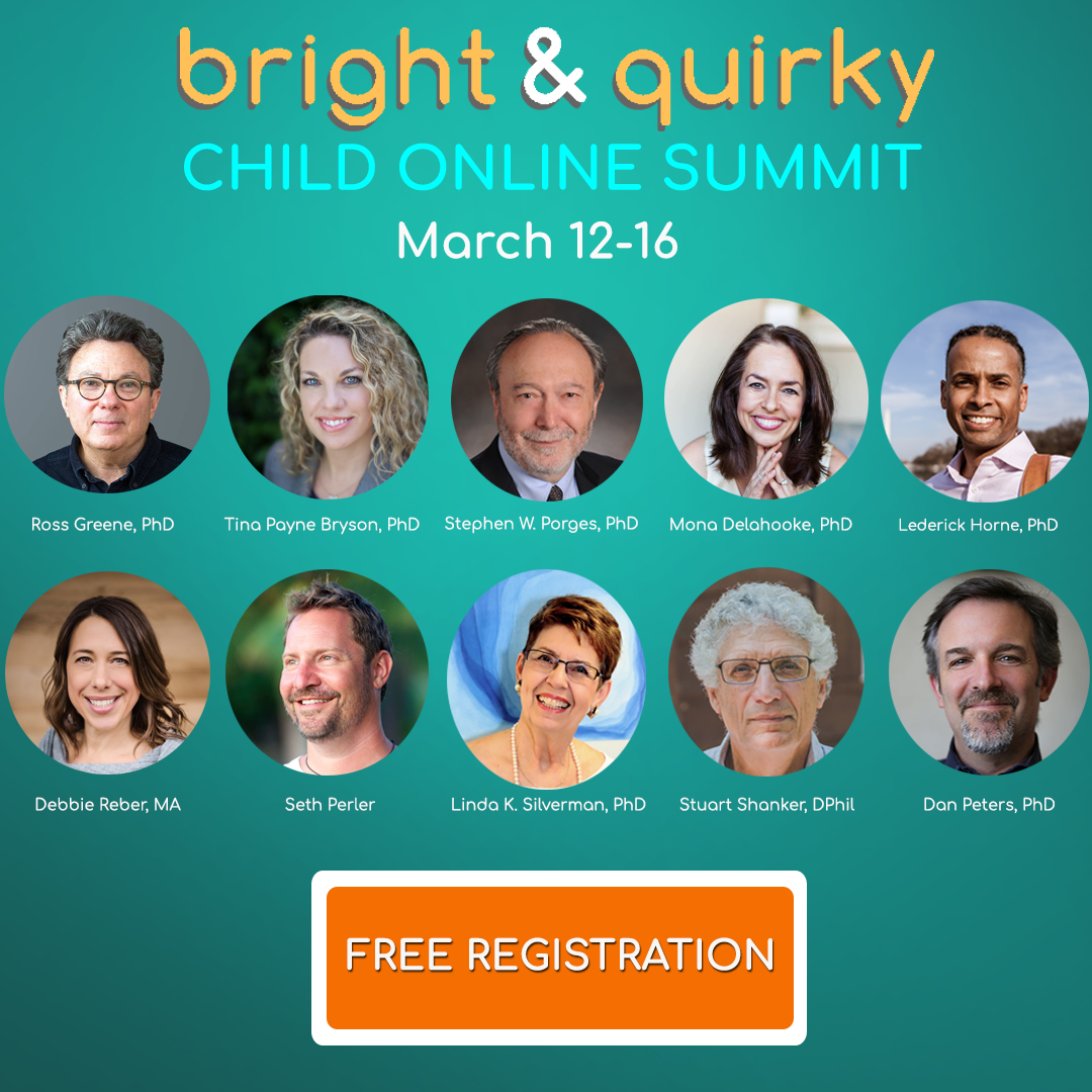 Bright & Quirky Child Online Summit