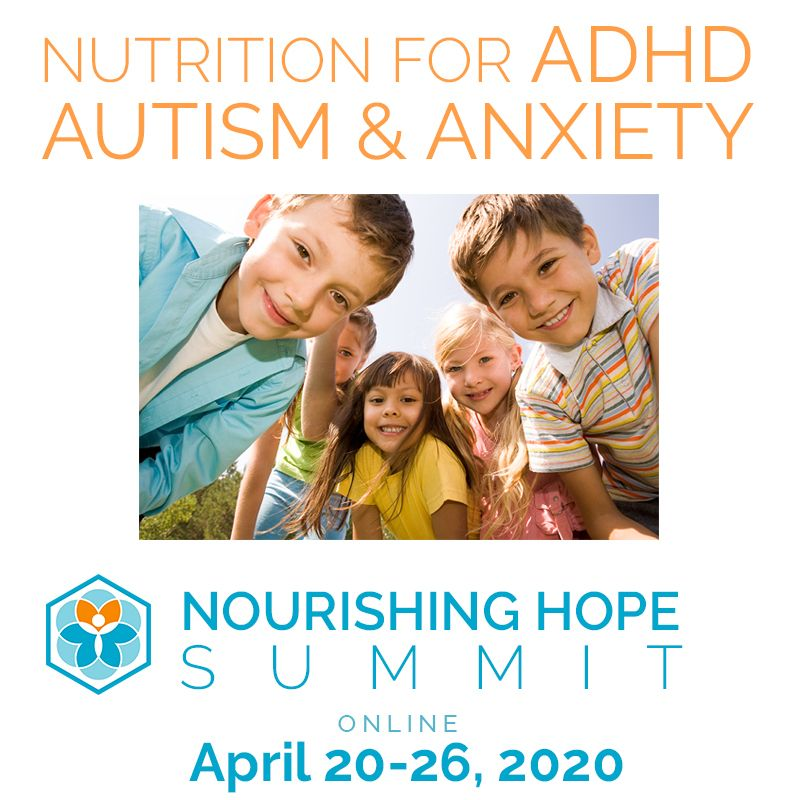 Nutrition for ADHD, Autism, and Anxiety Summit