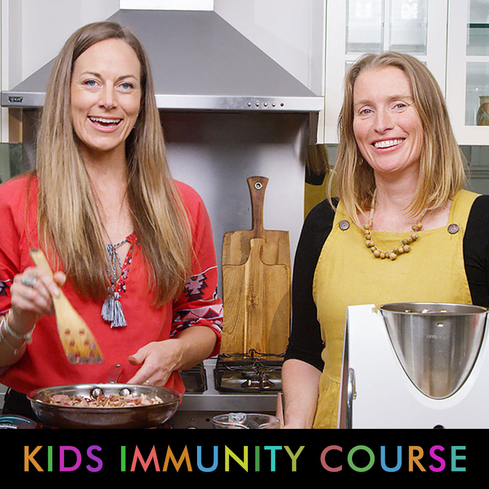 Kids Immunity Course with Helen Padarin & Heidi East