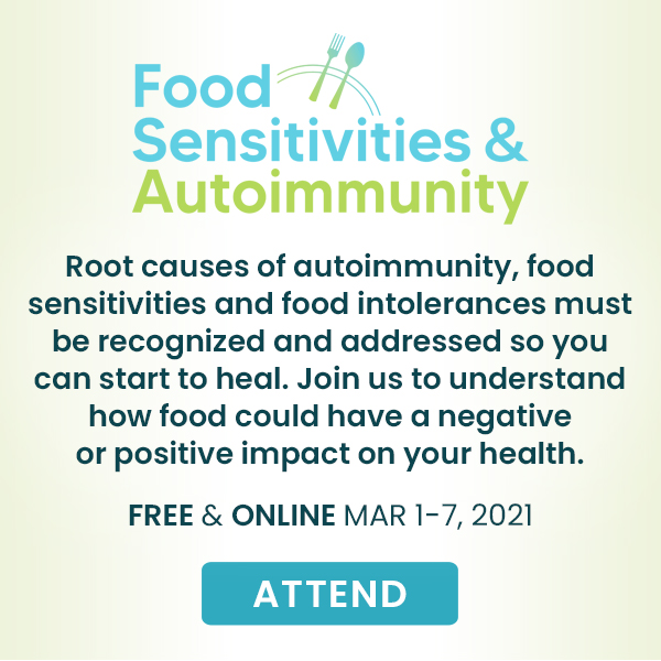 The Food Sensitivities & Autoimmunity Summit