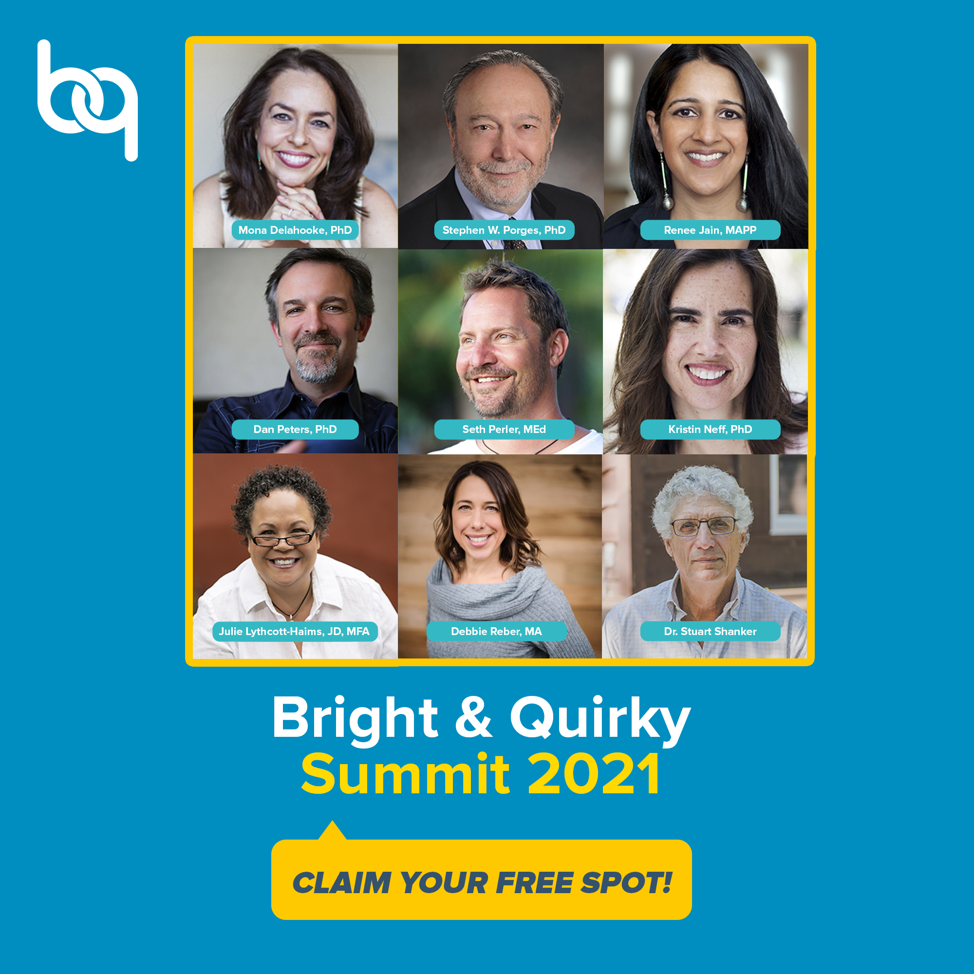 Bright & Quirky Kids Summit