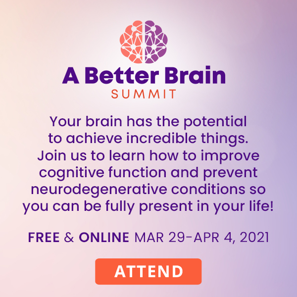 Better Brain Summit