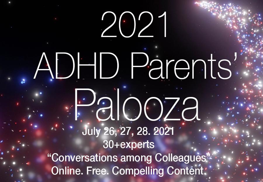 ADHD Parents' Palooza