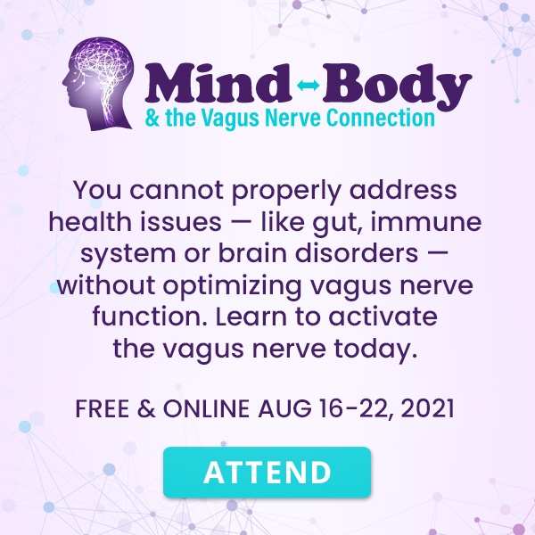 Mind, Body & The Vagus Nerve Connection Summit